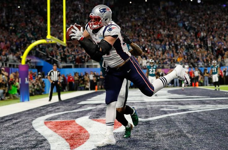 New England Patriots commentary: Time to move on from Rob Gronkowski
