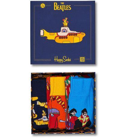 THE BEATLES SOCKS BOX SET | David Jones $60