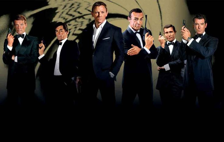 In this detailed reference guide we have listed all twenty-four James Bond films in order from the orignal Bond Sean Connery to Modern Daniel Craig. We have listed every Bond flick with the relevant details including movie leading cast, director, producer, and plot.