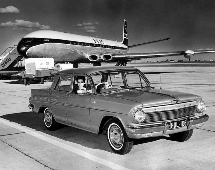 1962 Holden Premier EJ