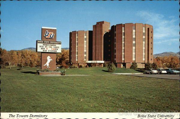university vintage state boise