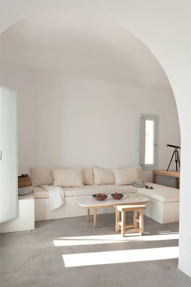 Greek Interior Design 276 Best Greek Interiors Images On Pinterest  Dorm Rooms Living