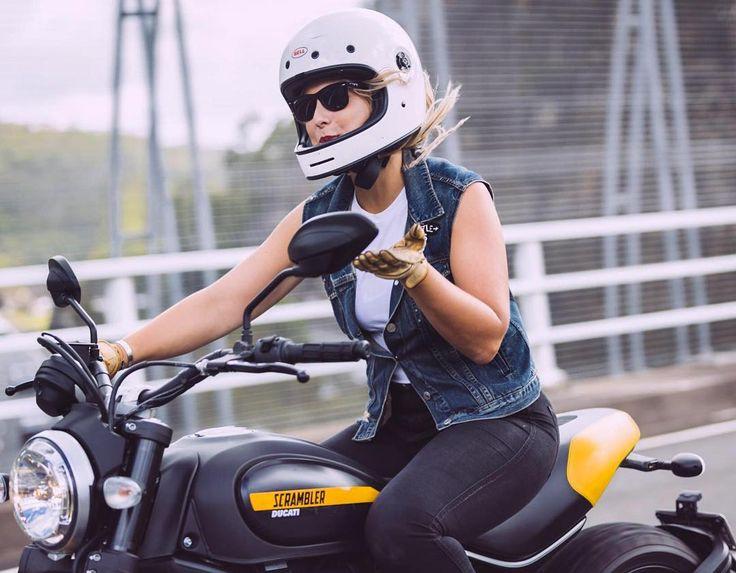 Real Biker Women ericavalenti