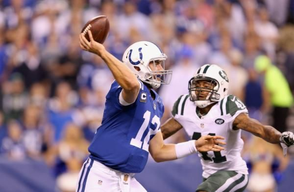 Pagano took aim at quarterback Andrew Luck - and, it seems, general manager Ryan Grigson.