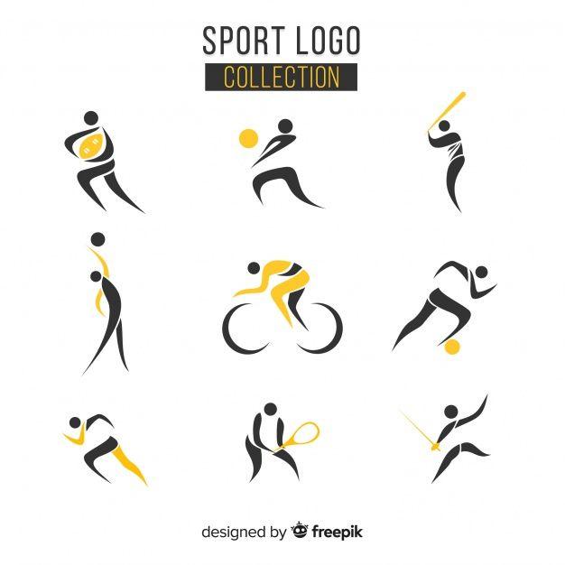 Modern Sport Logo Collection Logo Collection Sports Logo Sports Logo Design