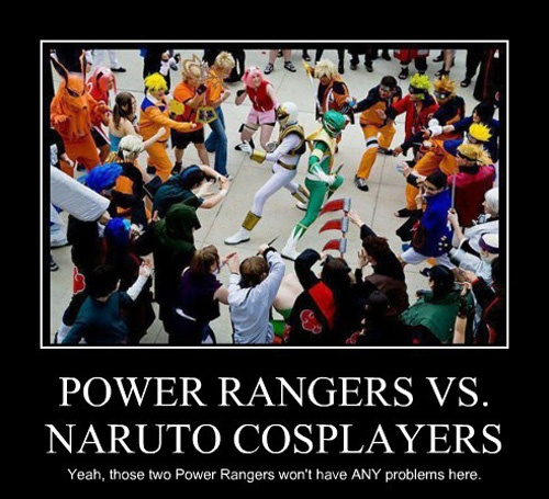 power rangers funny