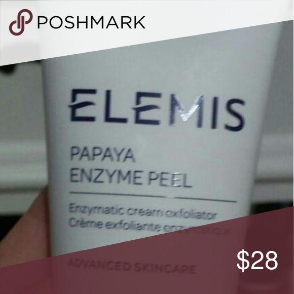 Elemis Papaya Enzyme Peel New, No Box Elemis Papaya Enzyme Peel Elemis Makeup