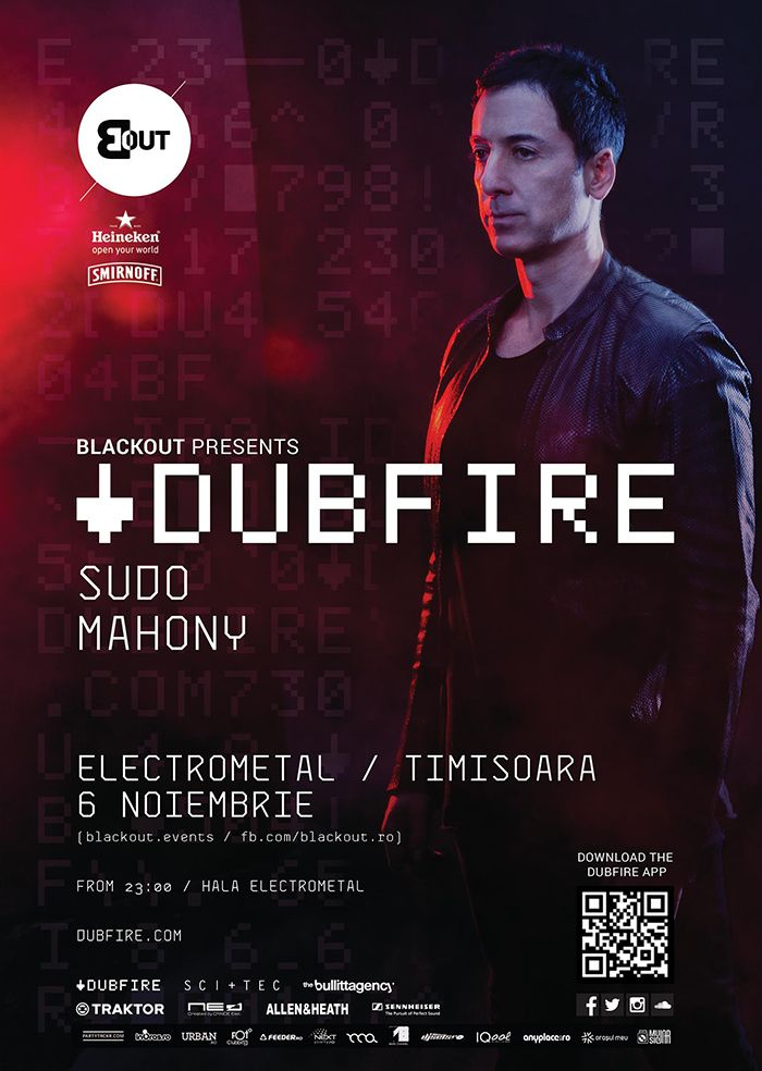 Blackout presents: Dubfire, Sudo, Mahony