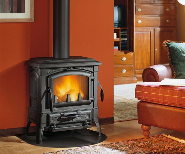 ber ideen zu gusseisen kamin auf pinterest. Black Bedroom Furniture Sets. Home Design Ideas
