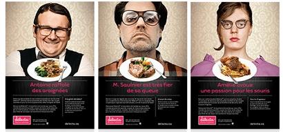 #Pub pour Délecta MD - Plaisir cochon! Une réalisation de @leBel communication