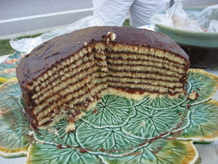 Best Smith Island Cake Recipe