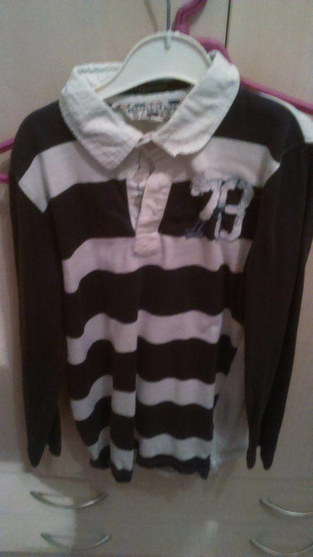 (Θεσσαλονίκη) ΠΑΙΔΙΚΑ ΡΟΥΧΑ & ΥΠΟΔΗΜΑΤΑ • πουκαμισα για αγόρια 8-10: σε πολύ καλή κατάσταση 1.μπλουζάκι aggresive kids no 8 free upload…