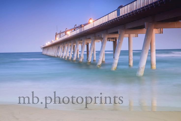 Visit my Etsy store to see what other prints are available. seascape, ocean, the spit, gold coast, long exposure, jetty, sunrise, landscape photography, pastel wall art by mbphotoprints on Etsy