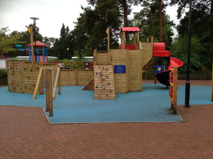 fantastic kids pirate ship adventure playground @Parkdean Page Sandford Holiday Park #britishholiday #homeoraway