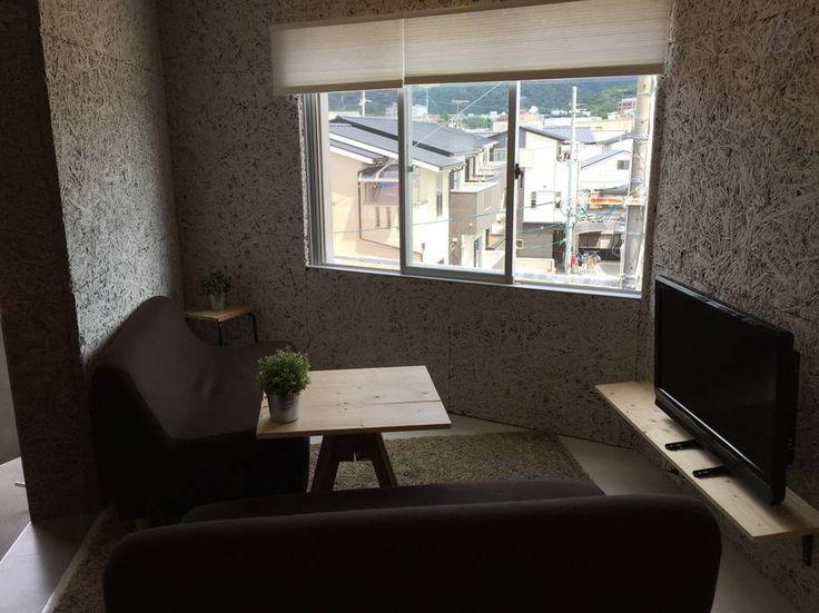 Regardez ce logement incroyable sur Airbnb : Designer Apt+MobiWIFI+4bikes #12 - Appartements for Rent à Kyotoshi