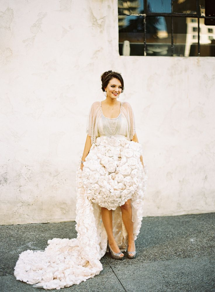 17 best images about winter industrial inspired wedding on for Wedding dress rental san diego