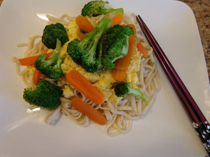Vegetable and Tofu Stir Fry | Food | Pinterest | Stir Fry, Tofu Stir ...