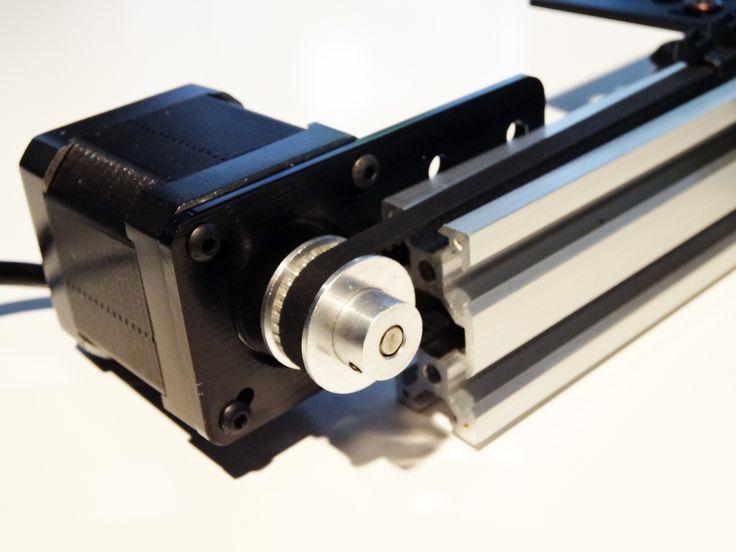 V-Slot™ Linear Actuator Bundle (Belt Driven) - OpenBuilds Part Store