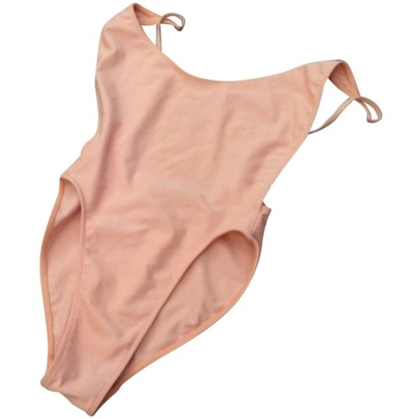 Pre-owned American Apparel Nylon Tricot (520 RON) ❤ liked on Polyvore featuring swimwear, one-piece swimsuits, pink, american apparel swimwear, 1 piece swimsuit, swimsuit swimwear, one piece bathing suits and pink one piece swimsuit