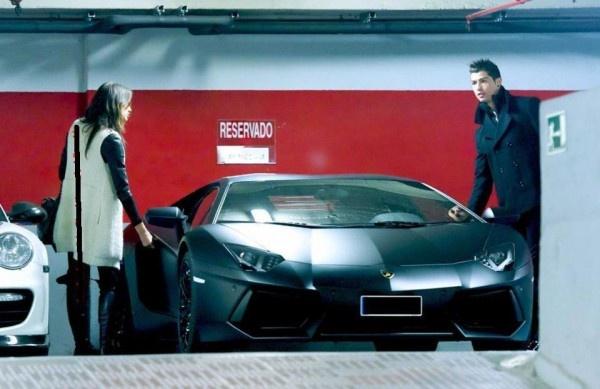 Irina Shayk and Cristiano Ronaldo. Rich, Handsome and Young