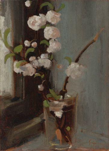 Nicolae Grigorescu - Apple Blossom