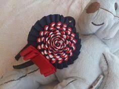 Risultati immagini per diademas hechas a mano con lazo