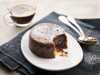 Cookeo - Moelleux au chocolat