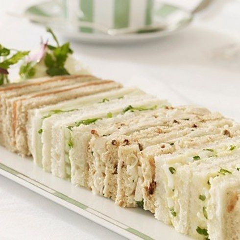 Afternoon tea sandwiches                                                                                                                                                                                 More