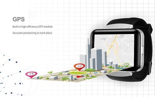 Bluetooth 2.2 inch Smart Watch