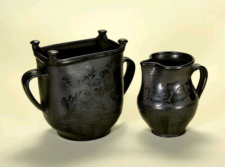 Black Ceramics from Nádudvar by Júlia Vass