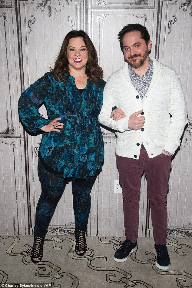 'I feel sexiest when I'm not trying to be anything other than who I am': Melissa McCarthy, 45, talks about loving her 'flaws' after losing 50lbs