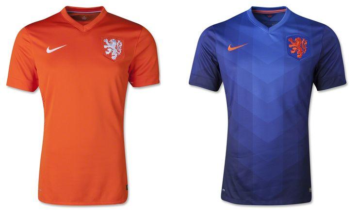 2014 Team Netherlands World Cup Jersey. -Bleacher Report · Copa Do Mundo Holanda 3f5652884190b