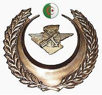 Insigne du commandement des forces de défense aérienne du Territoire