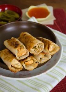 Recipe For  Jalapeno Popper Wonton Bites