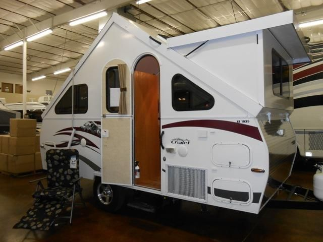 New 2013 Chalet Rv Inc Chalet Pop Up For Sale In Longmont