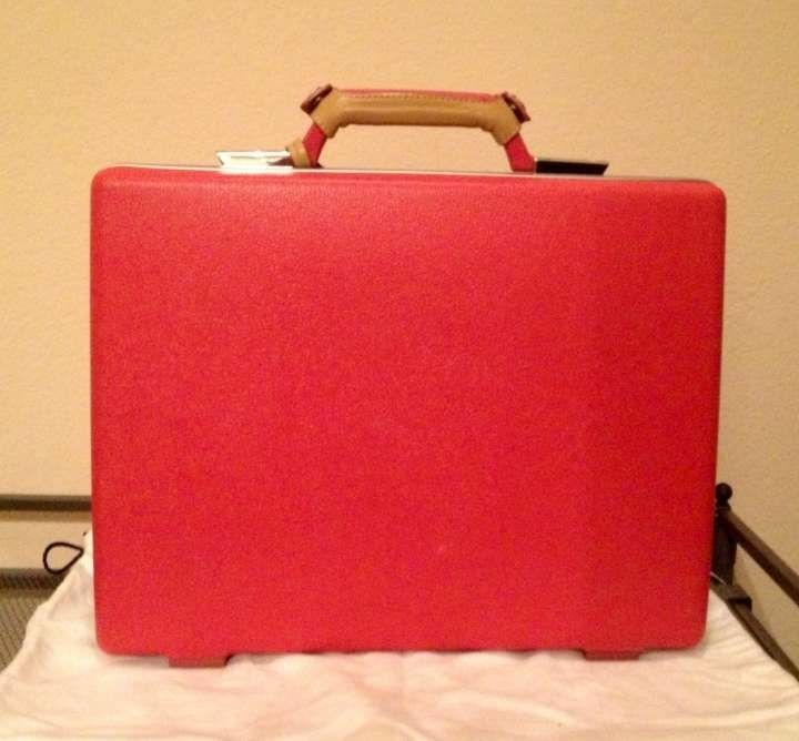 Samsonite Laptop Pink