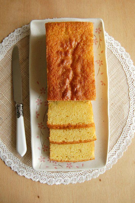 Madeira Cake Bolo Madeira Bolos Bolinhos E Tortas