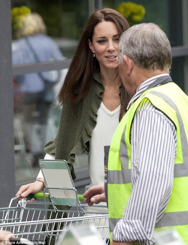 Shopping Queen Kathleen