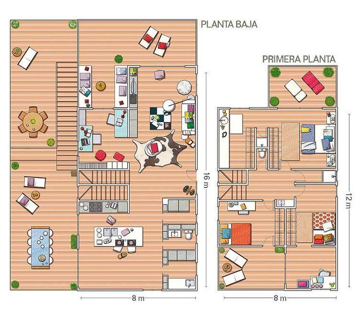 Las 25 mejores ideas sobre casas hawaianas en pinterest y for Diseno de casas de campo modernas