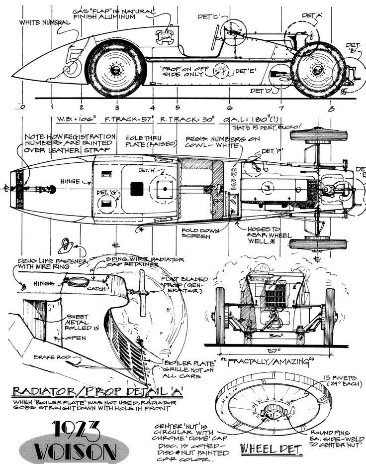 1923 cyclecar plans