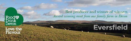 Award winning organic grass fed meat