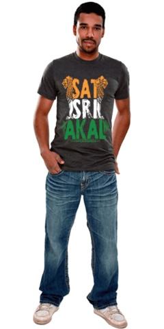 Punjabi hello - sat sri akal