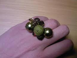 Risultati immagini per anelli in feltro fai da te