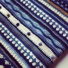 2 mei 2014 - Crochet Along Blanket (1)