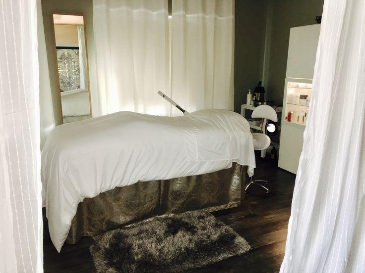 Esthetician Room.  Ryan Elizabeth Skincare in  El Dorado Hills Ca.