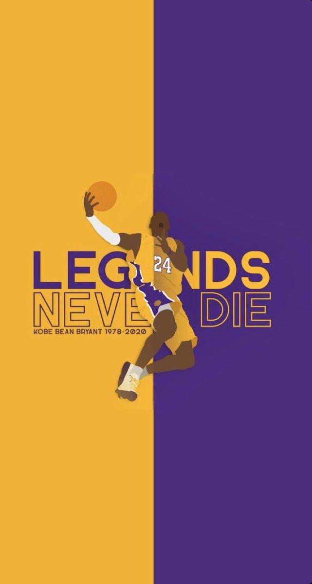 Legends Never Die Kobe Bryant Wallpaper Kobe Bryant Pictures Jordan Logo Wallpaper Cool basketball wallpapers kobe bryant