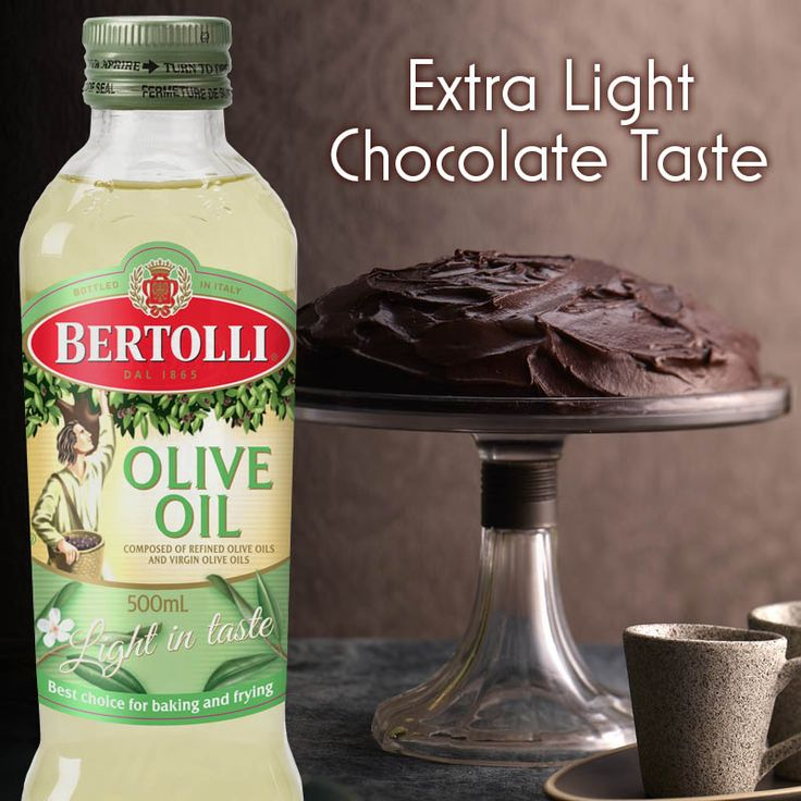 Olive oil in the batter is the secret ingredient to tender, moist #cakes. Try a slice of our #chocolate cake #recipe to become a true believer http://www.cookingwitholiveoil.com.au/chocolate-cake/