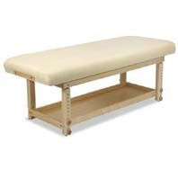 Taj Mahal Stationary Massage Table 3954 From Yogisource