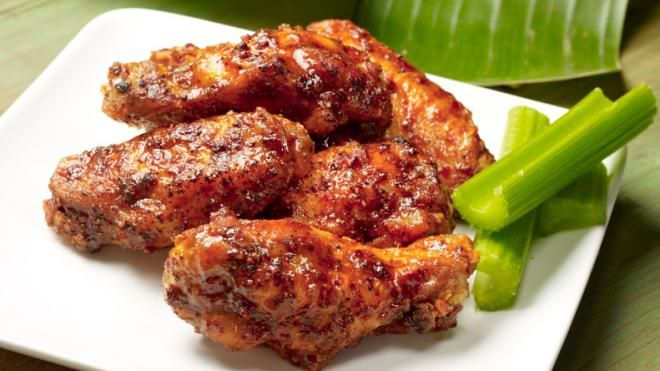 Chipotle Raspberry Wings | Recipe | Fox News Try subbing Cherry Jam for the Raspberry. Wonderful!