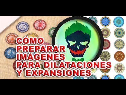 COMO PREPARAR IMAGENES PARA DILATACIONES O EXPANSIONES TUTORIAL EN PHOTO...